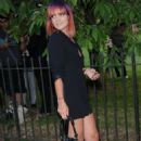 Lily Allen Serpentine Gallery Summer Party London