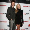 Corey Sevier and Laura Vandervoort