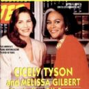 Melissa Gilbert & Cicely Tyson