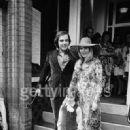 Cynthia Lennon and Roberto Bassanini