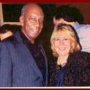 Cynthia Lennon and Noel Charles