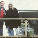 Cynthia Lennon and Jim Christie