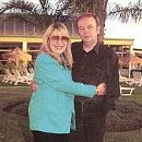 Cynthia Lennon and Jim Christie