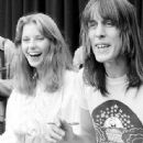 Bebe Buell and Todd Rundgren, Knewborth 1976