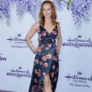 Alicia Witt – 2018 Hallmark's Evening Gala TCA Summer Press Tour in LA - 454 x 636