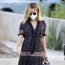 Ashley Tisdale – Seen at a friend's house in West Hollywood