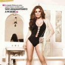 Aleida Núñez- TVyNovelas Mexico Magazine August 2013 - 454 x 649