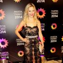 Luisana Lopilato – 2014 Martin Fierro Awards Gala in Buenos Aires - 454 x 682