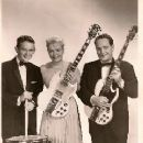 Les Paul and Mary Ford - 240 x 298