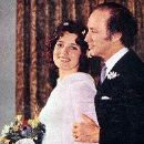 Pierre Trudeau and Margaret Trudeau - 195 x 235