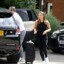 Sam Faiers out in Essex - 454 x 503