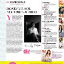 Dulce Maria – Oh! Dominican Republic Magazine (July 2019) - 454 x 592