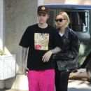 Hailey and Justin Bieber – Shopping in Beverly Hills