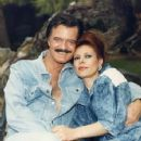 Robert Goulet and his wife Vera Goulet