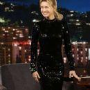 Renee Zellweger – on Jimmy Kimmel Live in Hollywood