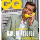 Nikolaj Coster-Waldau - GQ Magazine Cover [Germany] (March 2019)