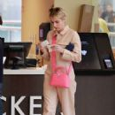 Emma Roberts – Shopping at H&M in Burbank