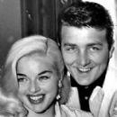 Diana Dors and Richard Dawson