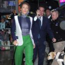 Blake Lively – Leaving 'Live With Kelly & Ryan' show in New York City