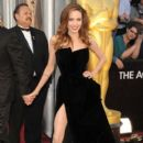 Angelina Jolie - 2012 84th Annual Academy Awards - Arrivals