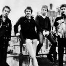 The Sex Pistols - John Lydon, Glen Matlock, Paul Cook and Steve Jones - 300 x 235