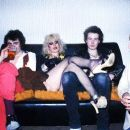 Glen Matlock, Nancy Spungen, and Sid Vicious - 370 x 259