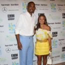 Grant Hill and Tamia Hill