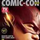 Grant Gustin, The Flash - Comic-Con Magazine Cover [United States] (1 August 2014)