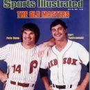 Carl Yastrzemski - Sports Illustrated Magazine Cover [United States] (19 July 1982)