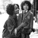 Marsha Hunt and Karis Jagger