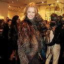 Opening of Roberto Cavalli's new Sloane Street boutique