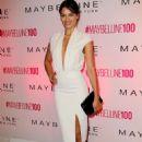 Shanina Shaik Maybelline New Yorks 100 Year Anniversary In Nyc