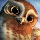 Gylfie (voice by Emily Barclay). Legend of the Guardians: The Owls of Ga'Hoole Character Poster - 454 x 674