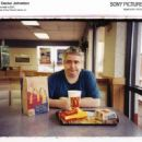 Daniel Johnston at McDonalds in 2001. Photo © Jeff Feuerzeig, courtesy of Sony Pictures Classics, Inc - 454 x 329