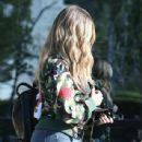 Khloe Kardashian is spotted leaving a studio in Los Angeles, California on March 28, 2017 - 438 x 600
