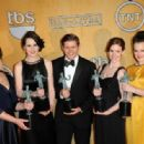 2013 Screen Actors Guild Awards - Press Room - 454 x 316