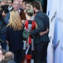 Miley Cyrus and Liam Hemsworth Paranoia premiere