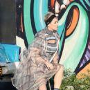 Katy Perry – Photoshoot in Miami - 454 x 638