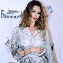 Nabilla Benattia – Fashion Freak Show in Paris - 454 x 681