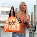 Bikini-Clad Brooke Hogan: Florida Keys Foxy