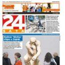 Auguste Rodin  -  Magazine Layout
