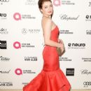 Sarah Bolger attends 23rd Annual Elton John AIDS Foundation Academy Awards Viewing Party - 454 x 679