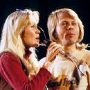Bjorn Ulvaeus and Agnetha Faltskog - 454 x 303