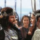 Liv Tyler As Arwen And Viggo Mortensen As Aragorn In The Lord Of The Rings - The Return Of The King (2003).