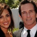 Jeff Probst and Lisa Ann Russell - 454 x 256