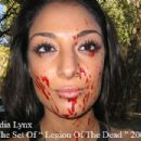 "Claudia Lynx ""Legion Of The Dead 2005"""