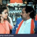 Cheech Marin and Emma Samms