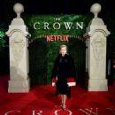 Gillian Anderson – 'The Crown' Season 3 Premiere in London