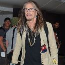 Steven Tyler is seen at LAX - 454 x 600