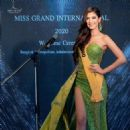 Angela Yuriar- Miss Grand International 2020- Press Conference - 454 x 454